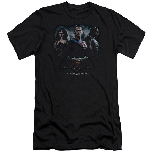 Batman V Superman The Crew Short Sleeve Adult T-Shirt