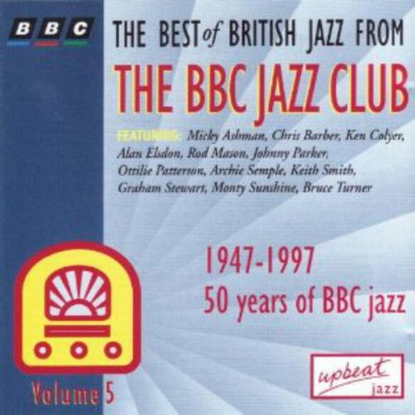 Best Of British Jazz From The Bbc Jazz 5 / Various