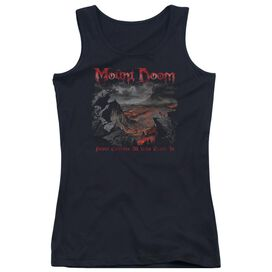 Lord Of The Rings Power Corrupts Juniors Tank Top