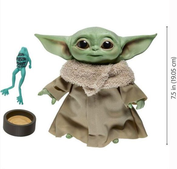 Star Wars - The Child Talking Plush Toy