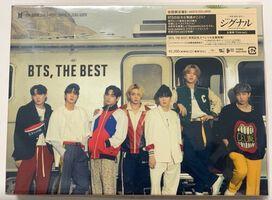 Bts - The Best (Version B) (2 CD + DVD - NTSC/Region 0)
