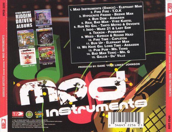 Mad Instruments 0504