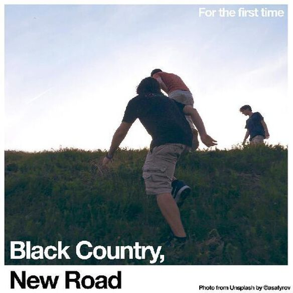 Black Country/ New Road - For The First Time