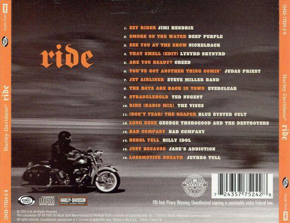 Ride 0805