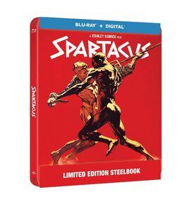 Spartacus (1960) [Limited Edition Blu-ray Steelbook]
