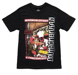 Deadpool Maximum Effort Exclusive T-Shirt