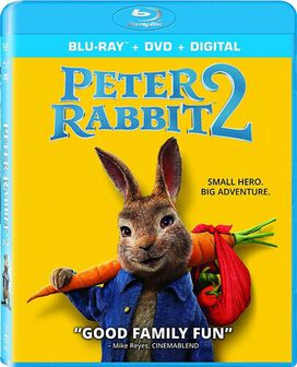 Peter Rabbit 2 / (AC3 Digc Dub) Sub WS)