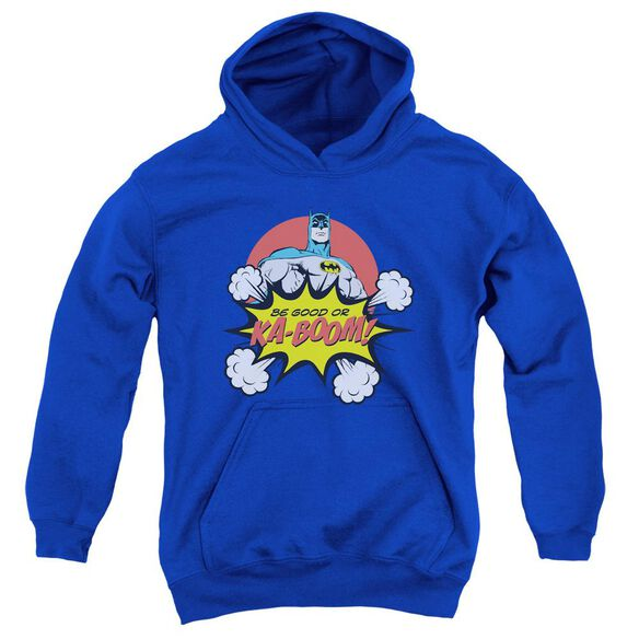 Dc Kaboom Youth Pull Over Hoodie