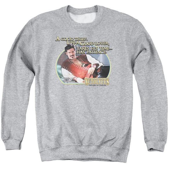 Xena A Good Thief Adult Crewneck Sweatshirt Athletic