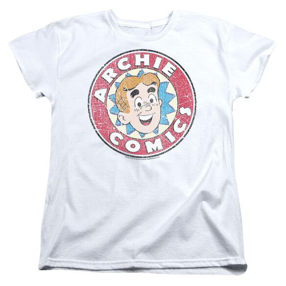 Archie Comics Archie Comics Short Sleeve Womens Tee T-Shirt