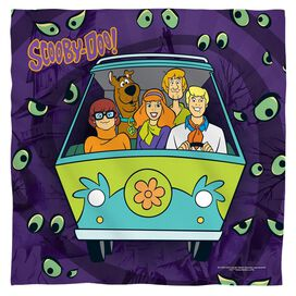 Scooby Doo Night Ride Bandana