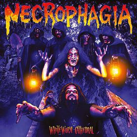 Necrophagia - White Worm Cathedral