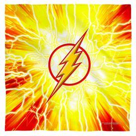 Jla Lightning Emblem Bandana