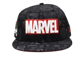 Marvel 80th Anniversary Snapback Hat
