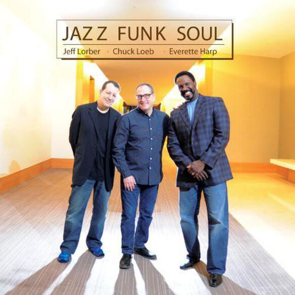 Various Artists - Jazz Funk Soul / Various