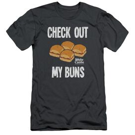 White Castle My Buns Short Sleeve Adult T-Shirt
