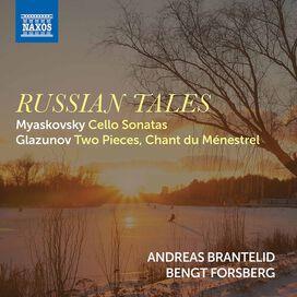 Glazunov/ Brantelid/ Forsberg - Russian Tales