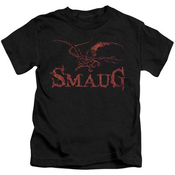 Hobbit Dragon Short Sleeve Juvenile T-Shirt