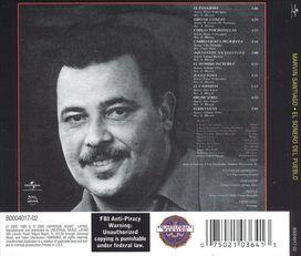 Marvin Santiago - Sonero del Pueblo