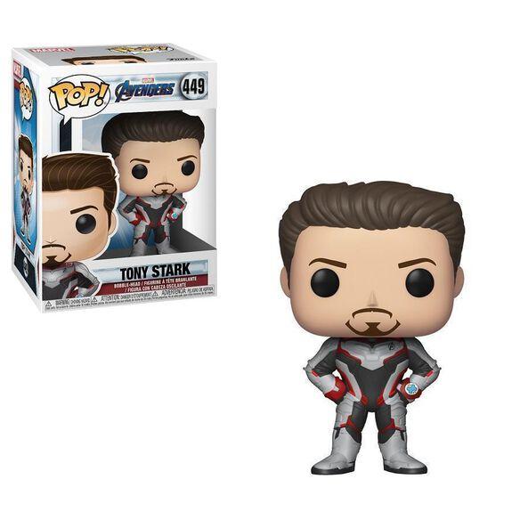 Funko Pop!: Marvel Avengers Endgame - Tony Stark