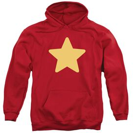 Steven Universe Star Adult Pull Over Hoodie