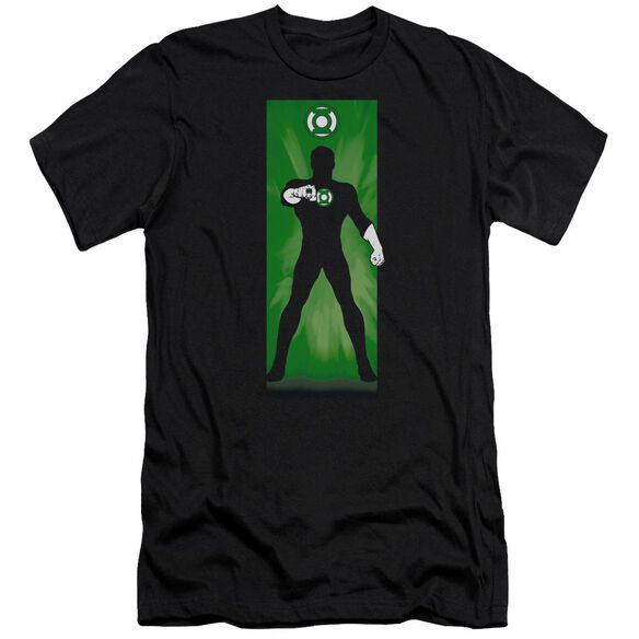 Dc Green Lantern Block Premuim Canvas Adult Slim Fit