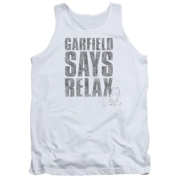 Garfield Relax Adult Tank