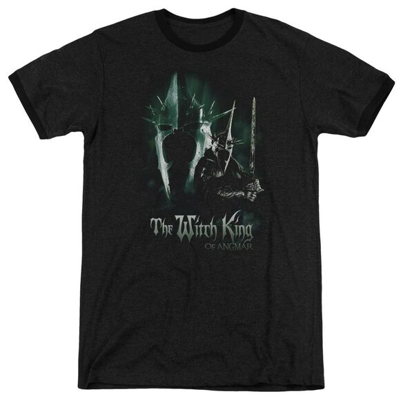 Lor Witch King Adult Heather Ringer