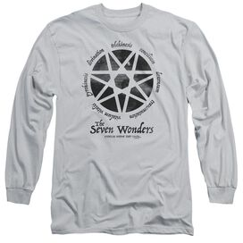 American Horror Story Seven Wonders Long Sleeve Adult T-Shirt