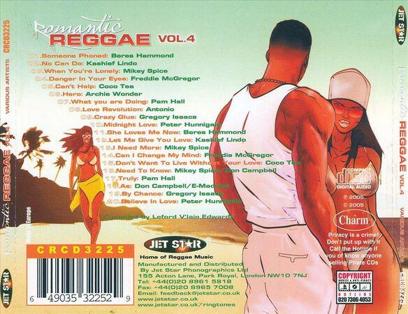 Romantic Reggae V4 0505