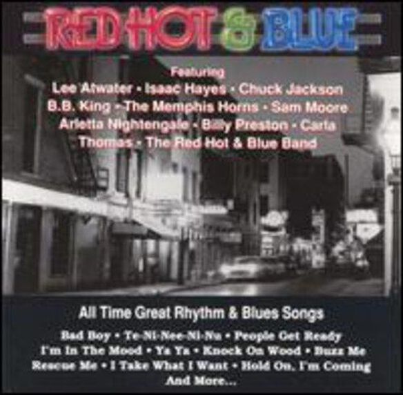 Red Hot & Blue / Various (Mod)