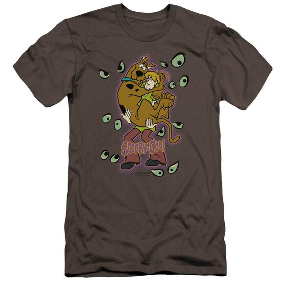 Scooby Doo Being Watched Hbo Short Sleeve Adult T-Shirt