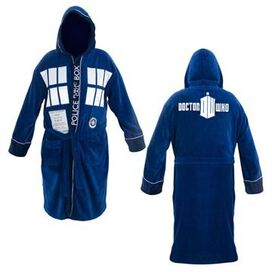 Doctor Who TARDIS Terrycloth Robe