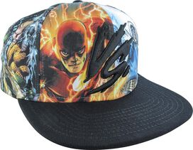 DC Comics Heroes Vs. Villains Sublimated Hat