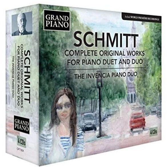 Florent Schmidt: Complete Original Works For Piano