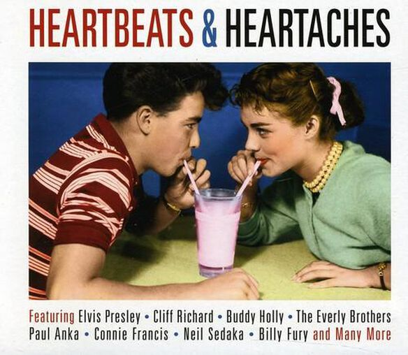 Various Artists - Heartbeats and Heartaches