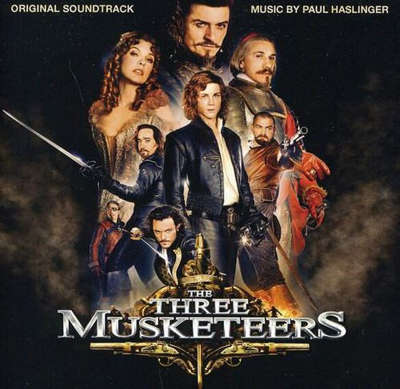 Three Musketeers / O.S.T.
