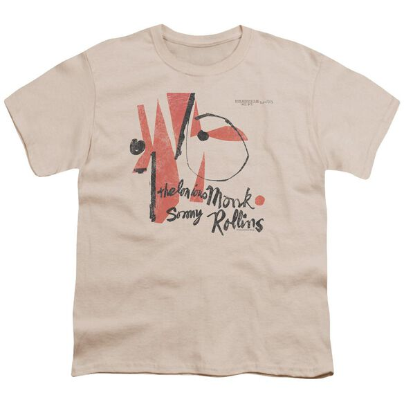 Thelonious Monk Monk Sonny Rollins Short Sleeve Youth T-Shirt