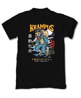 Riot Society - Krampus Kanji T-Shirt