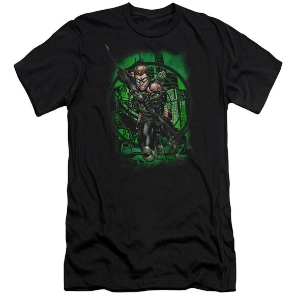 Jla In My Sight Short Sleeve Adult T-Shirt