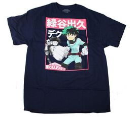My Hero Academia Izuko T-Shirt