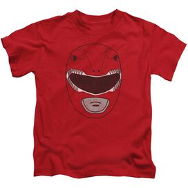 Power Rangers Ranger Mask Short Sleeve Juvenile T-Shirt