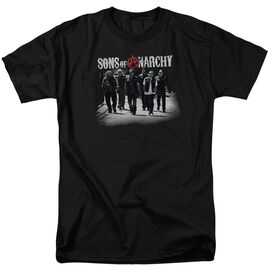 Sons Of Anarchy Rolling Deep Short Sleeve Adult T-Shirt