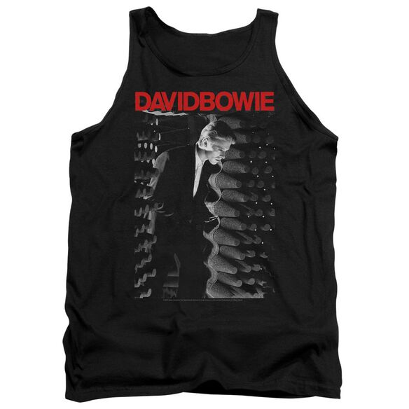 David Bowie Station To Station Adult Tank