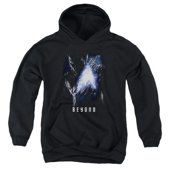 Star Trek Beyond Krall Poster Youth Pull Over Hoodie