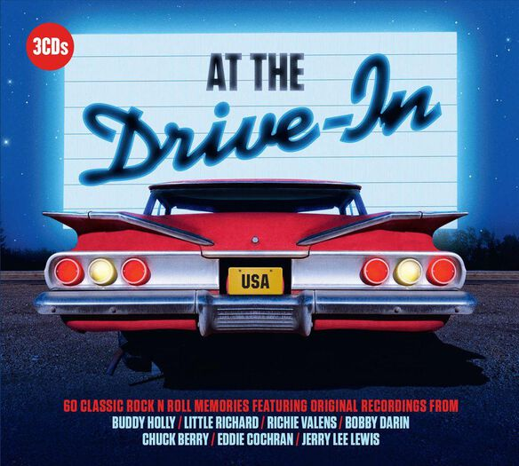 At The Drive In / Various (Uk)
