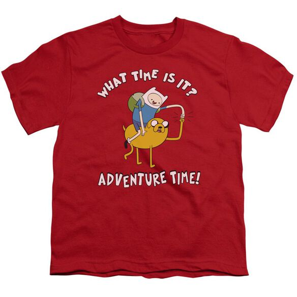 Adventure Time Ride Bump Short Sleeve Youth T-Shirt