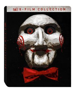 Saw 8 - Film Collection [Exclusive Blu-ray Steelbook]