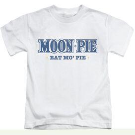 Moon Pie Mo Pie Short Sleeve Juvenile White Md T-Shirt