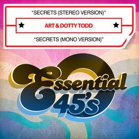 Art Todd / Dotty Todd - Secrets (Digital 45)